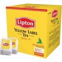 Чай Lipton Yellow Label черный, 500 пакетиков