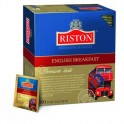 Чай Riston English Breakfast Tea черн.100 пак/уп