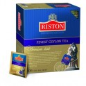 Чай Riston Finest Ceylon черн.100 пак/уп
