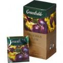 Чай черный Greenfield Delicious plum 1,5г*25пак