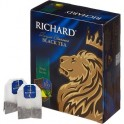 Чай черный Richard King's Tea №1 100пак*2г