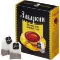 Чай черный Лисма Заваркин 100пак*1,5г