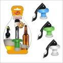 Пробка для бутылки с зажимом, AN13-42