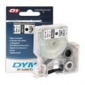 Картридж к этикет-принтеру DYMO S0720530 D1 12ммх7м чер/бел для LM210D/PnP