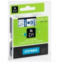 Картридж к этикет-принтеру DYMO S0720540 D1 12ммх7м син/бел пл. для LM210D/PnP