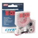 Картридж к этикет-принтеру DYMO S0720570 D1 12ммх7м,чер/крас пл. для LM210D/PnP