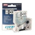 Картридж к этикет-принтеру DYMO S0720670 D1 9ммх7м чер/проз пл. для LM210D/PnP