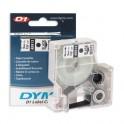 Картридж к этикет-принтеру DYMO S0720680 D1 9ммх7м чер/бел пл. для LM210D/PnP