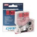 Картридж к этикет-принтеру DYMO S0720720 D1 9ммх7м чер/крас пл. для LM210D/PnP