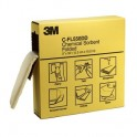 Салфетка сорбирующая 3М мультиформ.для химии 12,5см*15,2м желтый,