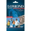 Бумага для фото 10*15 20л 260г/м2 LOMOND суперглянцевая 1103102