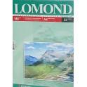 Бумага для фото А4 25л 140г/м2 LOMOND глянцевая 0102076