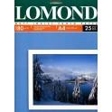 Бумага для фото А4 25л 180г/м2 LOMOND матовая 0102037