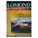 Бумага для фото А4 25л 230г/м2 LOMOND глянцевая 0102049