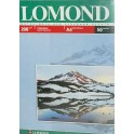 Бумага для фото А4 50л 200г/м2 LOMOND глянцевая 0102020