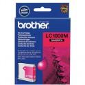 Картридж струйный Brother LC1000M пур. для DCP130C/330С