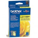 Картридж струйный Brother LC1100Y жел. для DCP-385C, MFC-990CW