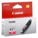 Картридж струйный Canon CLI-451M (6525B001) пур. для MG5440/6340, iP7240