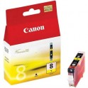 Картридж струйный Canon CLI-8Y (0623B024) жел. для PIXMA 4200/5200