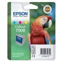 Картридж струйный Epson T008 C13T00840110 цв. для St Photo 790/870