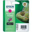 Картридж струйный Epson T0343 C13T03434010 пур. для St Photo 2100