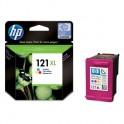 Картридж струйный HP 121XL CC644HE цв. пов.емк. для DJ D2563/F4283