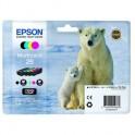 Картридж струйный Epson 26 C13T26164010 CMYK для XP600/700/800 (4шт)