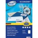 Этикетки самоклеящиеся Europe, ELA027, 210х297мм на листеА4 (100лист/уп)