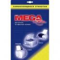 Этикетки самоклеящиеся MEGA LABEL 105х99 мм / 6 шт. на листе А4 (25 листов/уп.)